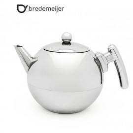 Двустенен стоманен чайник Duet® Bella Ronde 1,2литра