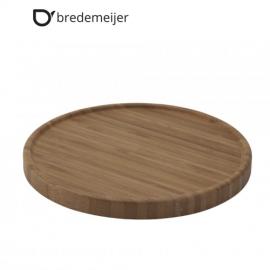 Бамбукова подложка за чайник